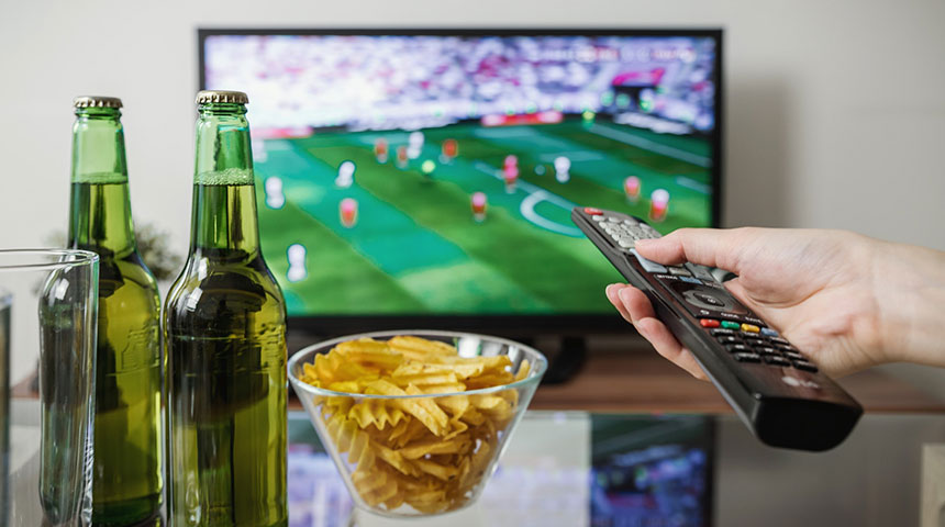 tv - 5 Unique Strategies in Soccer Sports Betting